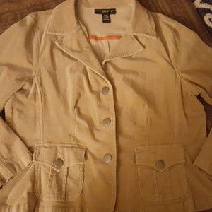 Venezia Jackets & Coats - Venezia Corduroy Blazer